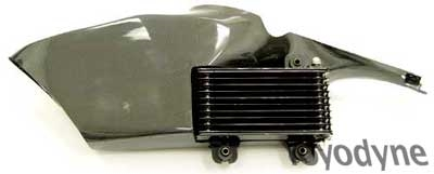 XB9 Airduct Left Side - Buell Firebolt - Sebimoto Carbon Fiber